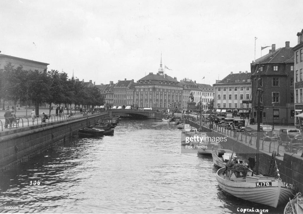 Danish capital city Copenhagen.
