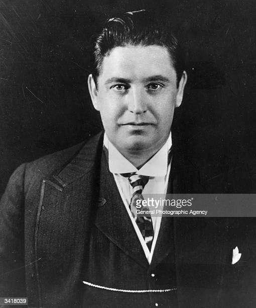 Irishborn American tenor John McCormack