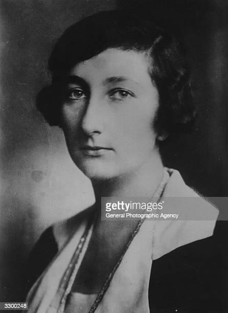Princess Eudoxia of Bulgaria sister of King Boris III of Bulgaria and daughter of King Ferdinand I of Bulgaria