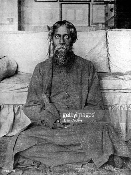 Rabindranath Tagore Indian poet and philosopher