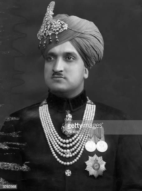 The Maharajah Shree Marisingh Bahaour Indar of Kashmir