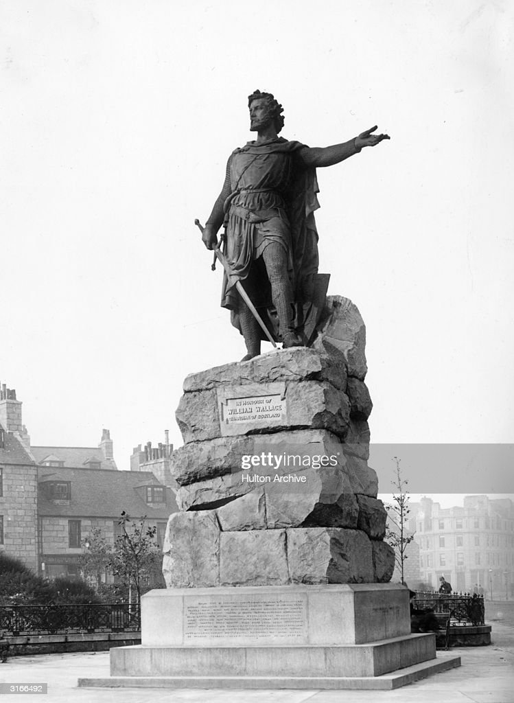 a biography of the scottish hero william wallace from braveheart Braveheart movie reviews & metacritic score: scottish national hero sir william wallace (gibson), leads a 13th-century rebellion against landowning english n.