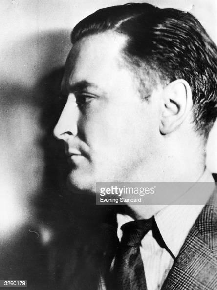 US novelist Francis Scott Key Fitzgerald one of the greatest writers of the twentieth century