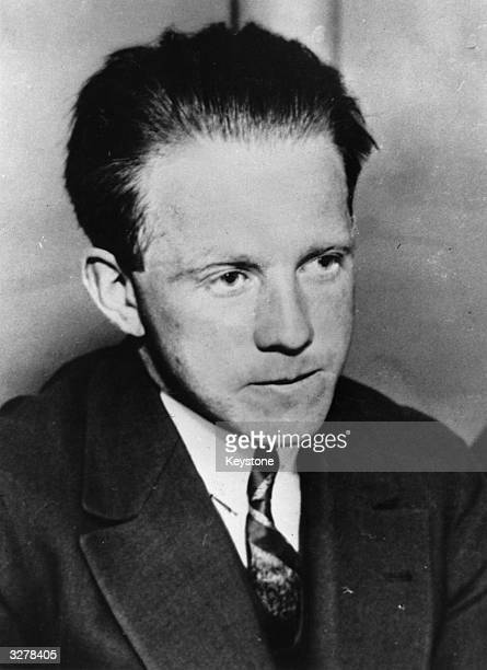 German theoretical physicist Werner Karl Heisenberg He won the 1933 Nobel prize for physics