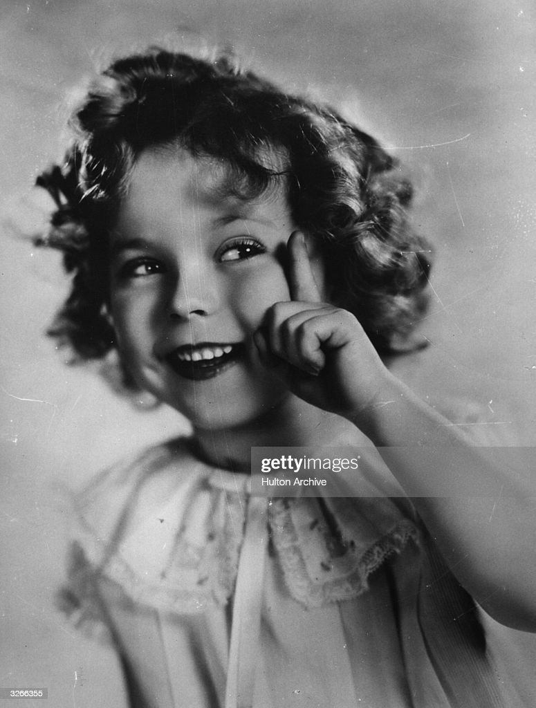 <a gi-track='captionPersonalityLinkClicked' href=/galleries/search?phrase=Shirley+Temple&family=editorial&specificpeople=69996 ng-click='$event.stopPropagation()'>Shirley Temple</a> (1928 - ) the American child star who started performing in films at three years of age. She entered politics in the 1960's and took on several ambassador positions representing her country.