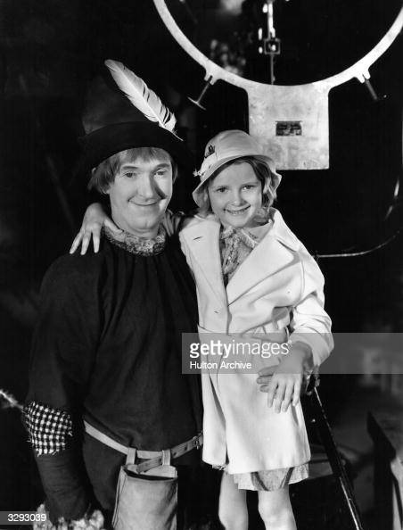Stan Laurel with his daughter Lois seen here as he appears in 'Babes In Toyland' Title Babes In Toyland Studio Hal Roach Studios/ MGM Director Gus...