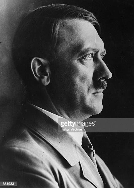 German dictator Adolf Hitler