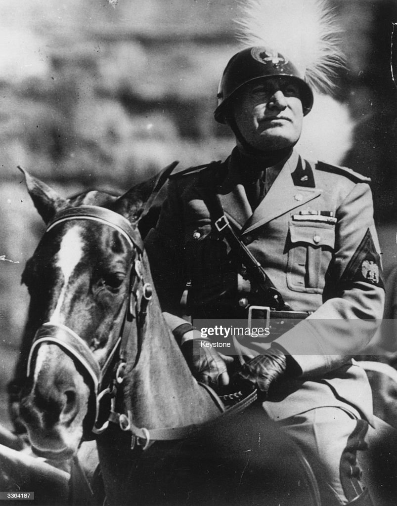 mussolini and the establishment of dictatorship in italy Benito mussolini served as italy's 40th prime minister from 1922 until 1943 he is considered a central figure in the creation of fascism and was both an influence on and close ally of adolf hitler during world war ii in 1943, mussolini was replaced as prime minister and served as the head of the .