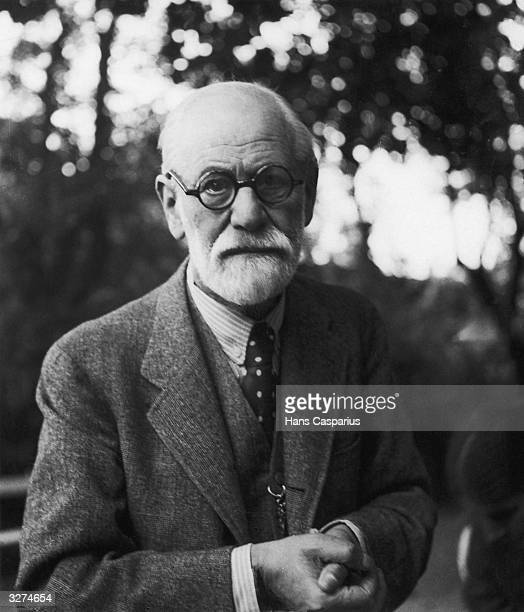 Sigmund Freud the neurologist and founder of psychoanalysis