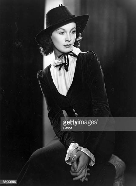Stage and film actress Vivien Leigh in her role at the Gate Theatre London
