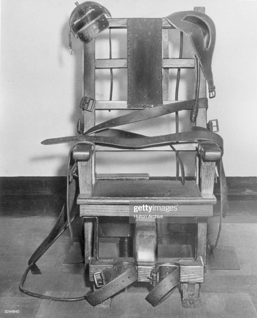 Electric Chair Pictures – Electirc Chair