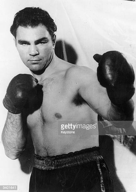 German heavyweight boxing champion Max Schmeling