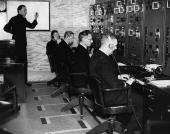 Wireless operators on the SS Queen Mary