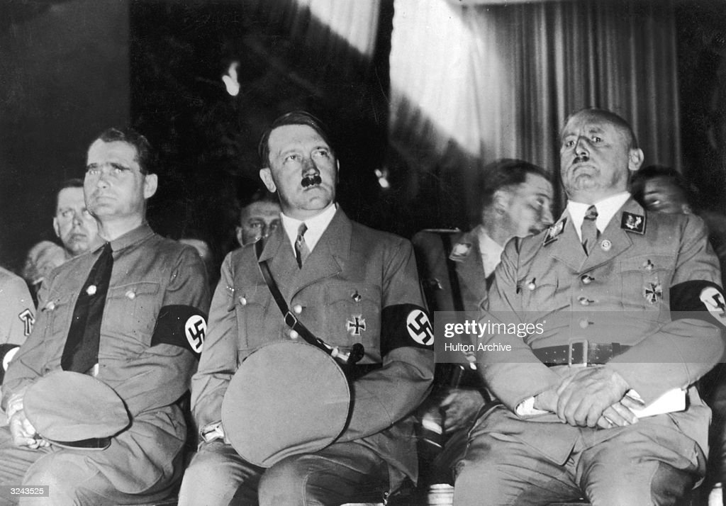 the leadership of hitler and the nazi regime Diversity within dogma: the nazi leadership's adhere adolf hitler and the nazi party's demonization of communism is one such case name of a radical, ideological cause but such was the contradictory nature of the nazi regime supremely flexible in its.