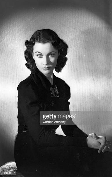 Vivien Leigh the stage name of Vivien Mary Hartley the English actress