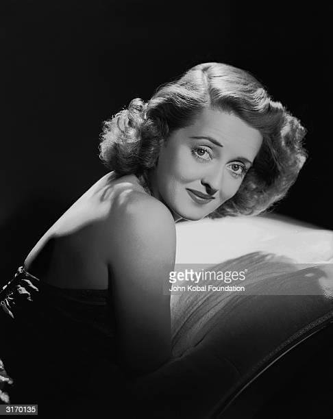 American film star Bette Davis whose film career lasted nearly 60 years and who won more Oscar nominations than any actress at the time