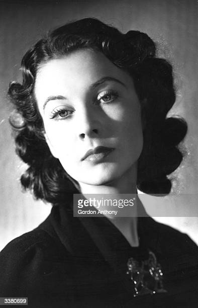 English stage and film actress Vivien Leigh