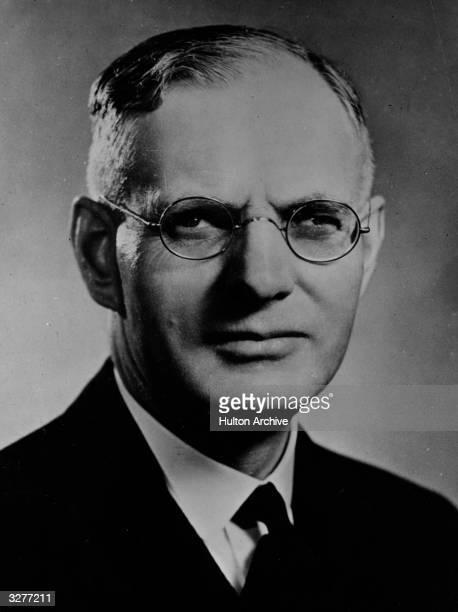 Prime Minister John Curtin of Australia Labour Prime Minister and Minister of Defence from 1941 1945 he organised the mobilization of Australia's...