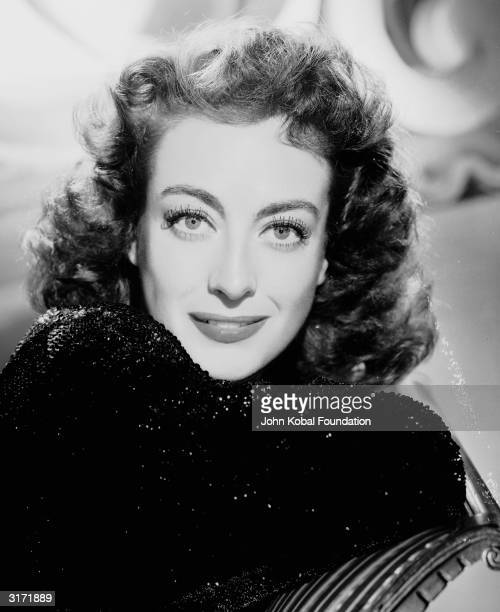 American film actress Joan Crawford