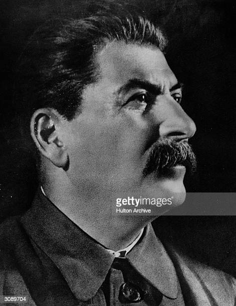 Russian leader Josef Stalin