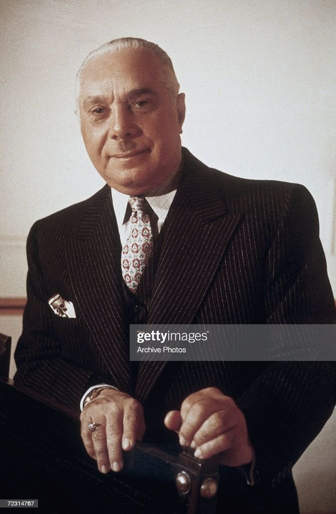 Rafael Leonidas Trujillo (1891 - 1961), Dictator of the Dominican Republic from 1930 until his death.