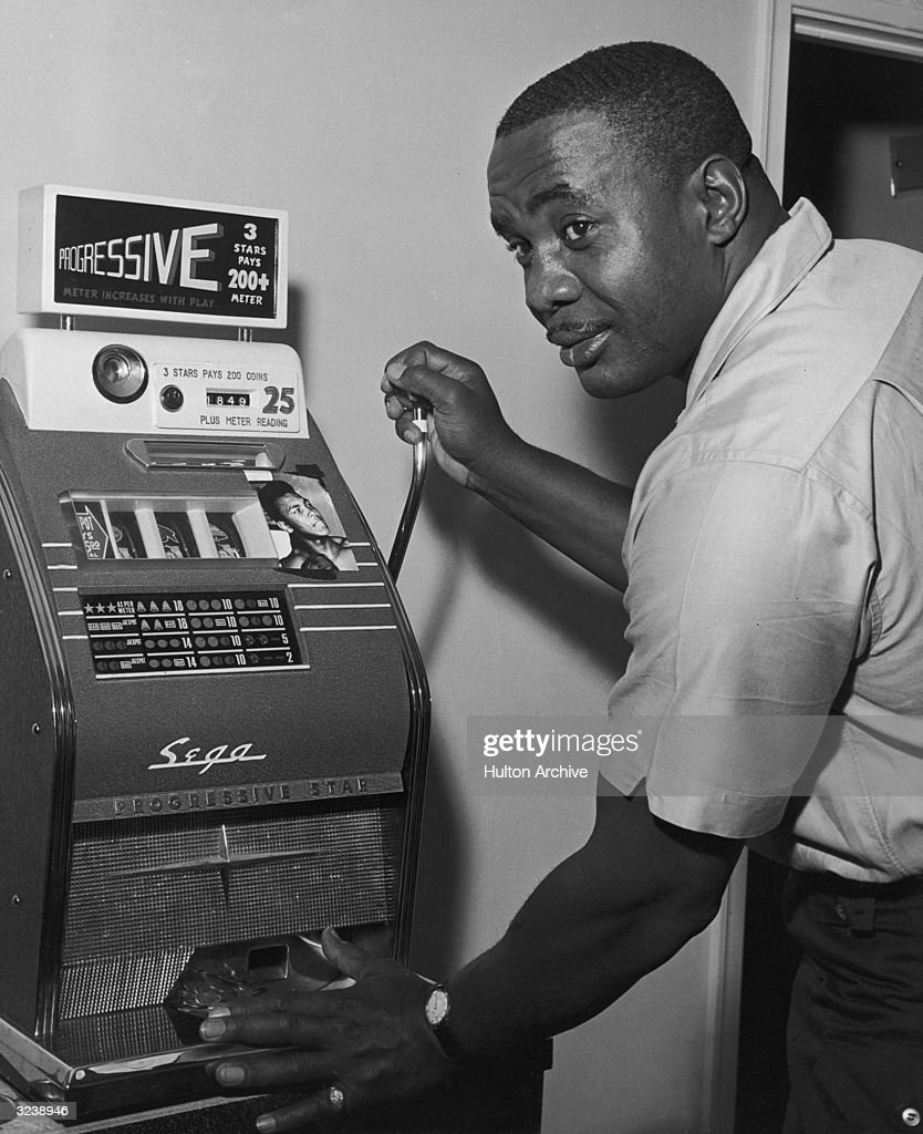 Sonny Liston | Getty Images