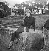 French actress Brigitte Bardot