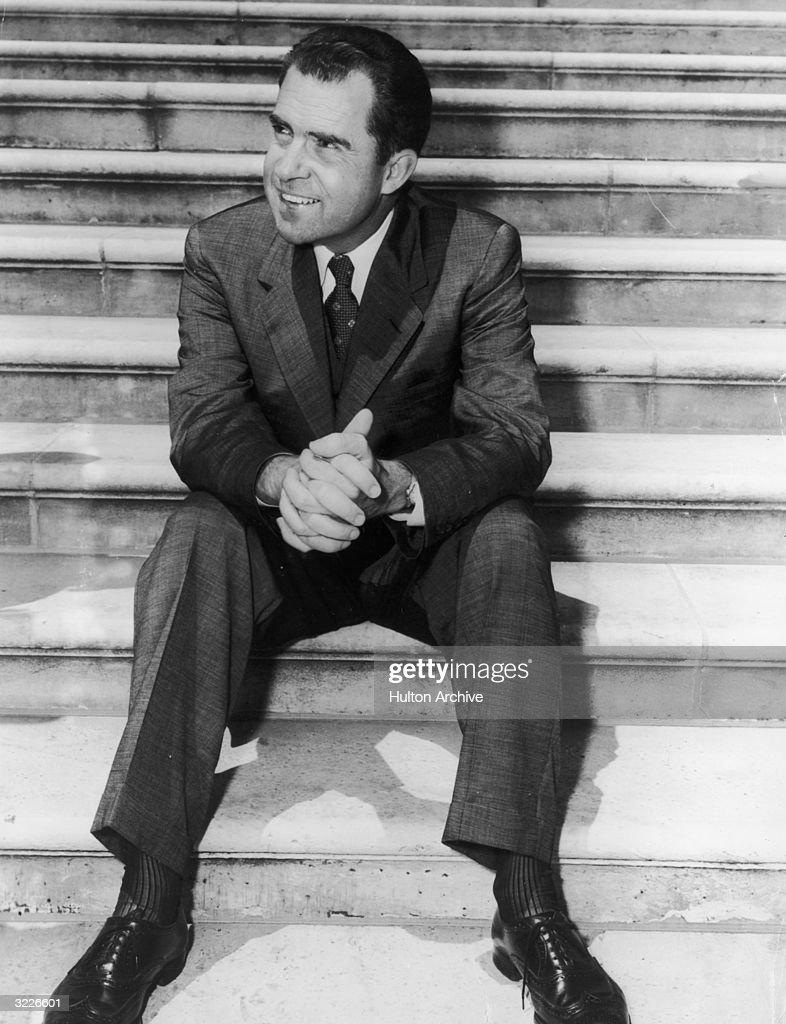 a biography of richard milhous nixon Richard milhous nixon nasceu em 9 de janeiro de 1913 em yorba linda, califórnia, em uma casa construída por seu pai [1] [2] seus pais eram hannah milhous nixon (1885–1967) e francis a nixon (1878–1956).