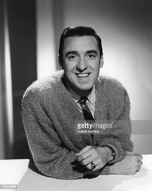 Promotional studio portrait of American actor and singer Jim Nabors