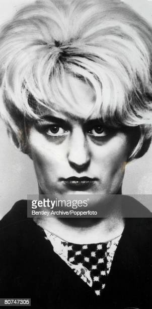 Circa 1966 Police photofit of Moors Murderer Myra Hindley who along with accomplice Ian Brady were found guilty of murdering three children