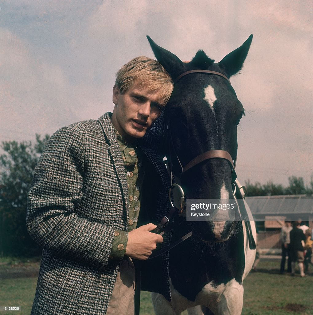 Pop singer and actor Adam Faith (1940 - 2003).