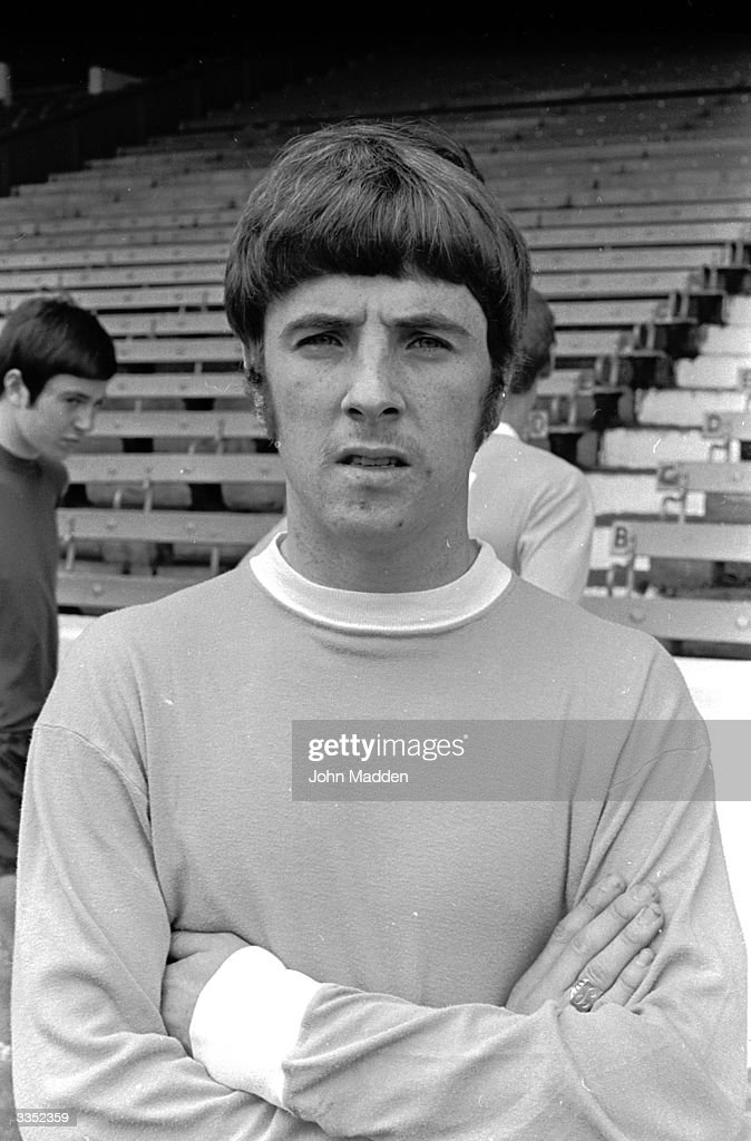 Manchester City football player Stan Bowles.