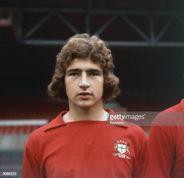 Nottingham Forest Football Club player Martin O'Neill