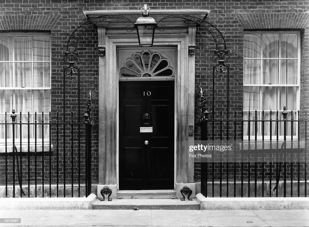 number 10 downing street london wc1 the official home of the pictures getty images. Black Bedroom Furniture Sets. Home Design Ideas