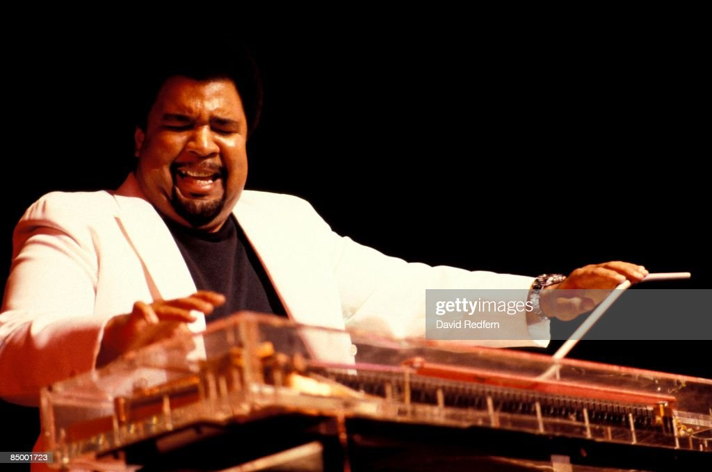 UNSPECIFIED - circa 1970 Photo of George DUKE
