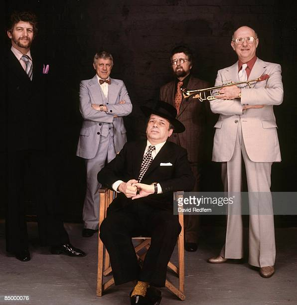 UNSPECIFIED circa 1970 Photo of John CHILTON and George MELLY