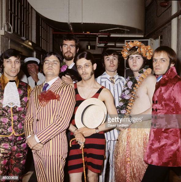 UNSPECIFIED circa 1970 Photo of NEW VAUDEVILLE BAND