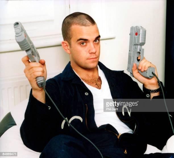 UNSPECIFIED circa 1970 Photo of Robbie WILLIAMS Event Artist Robbie Williams