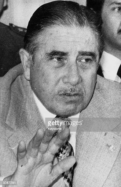 General Augusto Pinochet President of Chile