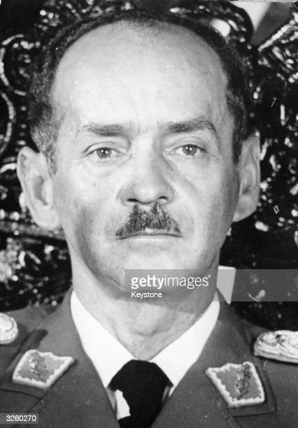 Hugo Banzer Suarez who replaced Torres as president of Bolivia in 1971