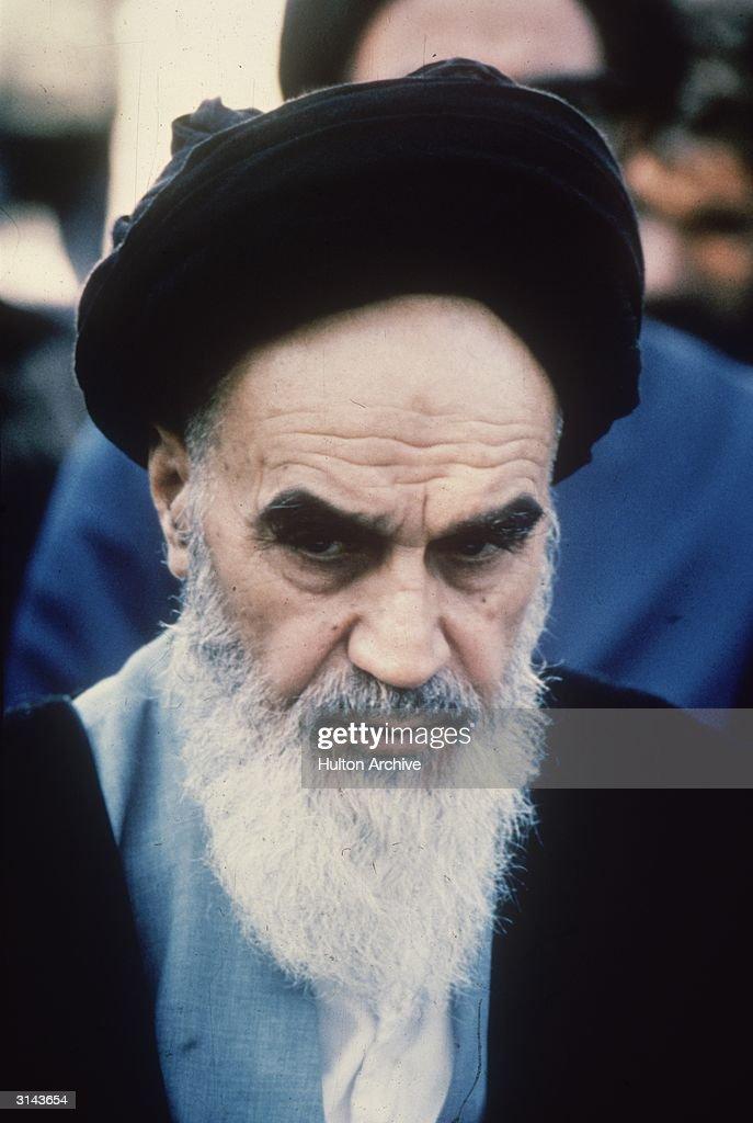 17 May 1900 Iran's spiritual leader Ayatollah Ruhollah Khomeini born