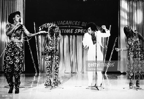 Chart topping pop group Boney M originally formed by German producer and composer Frank Farian to front a single 'Baby Do You Want To Bump' which was...