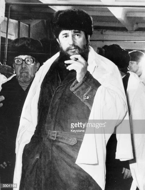 The Cuban revolutionary Fidel Castro Prime Minister from 1959
