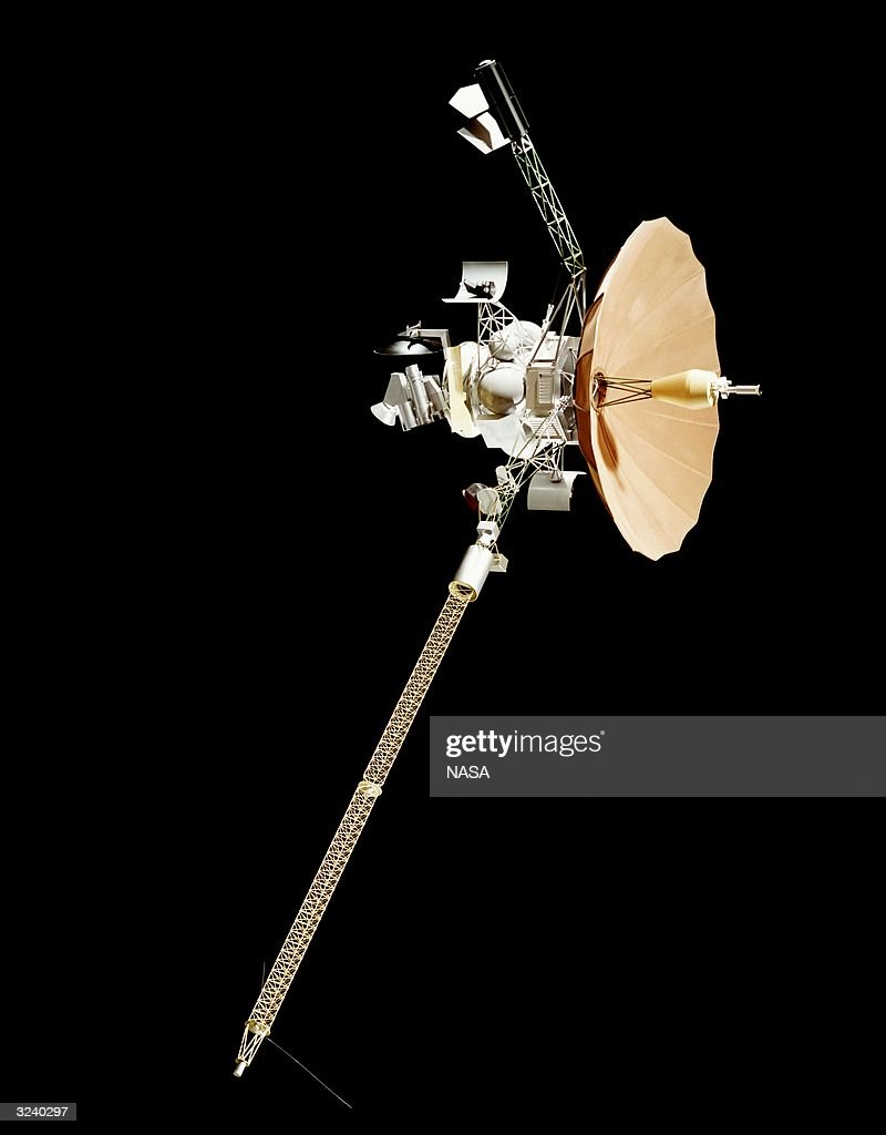 The Galileo Probe which was launched in October 1989 with the space shuttle Atlantis to study Jupiter's atmosphere