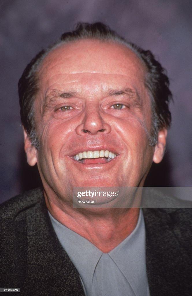 Jack Nicholson...