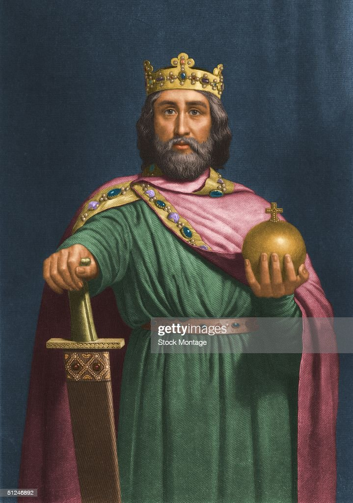 The accomplishments of charlemagne king of the franks