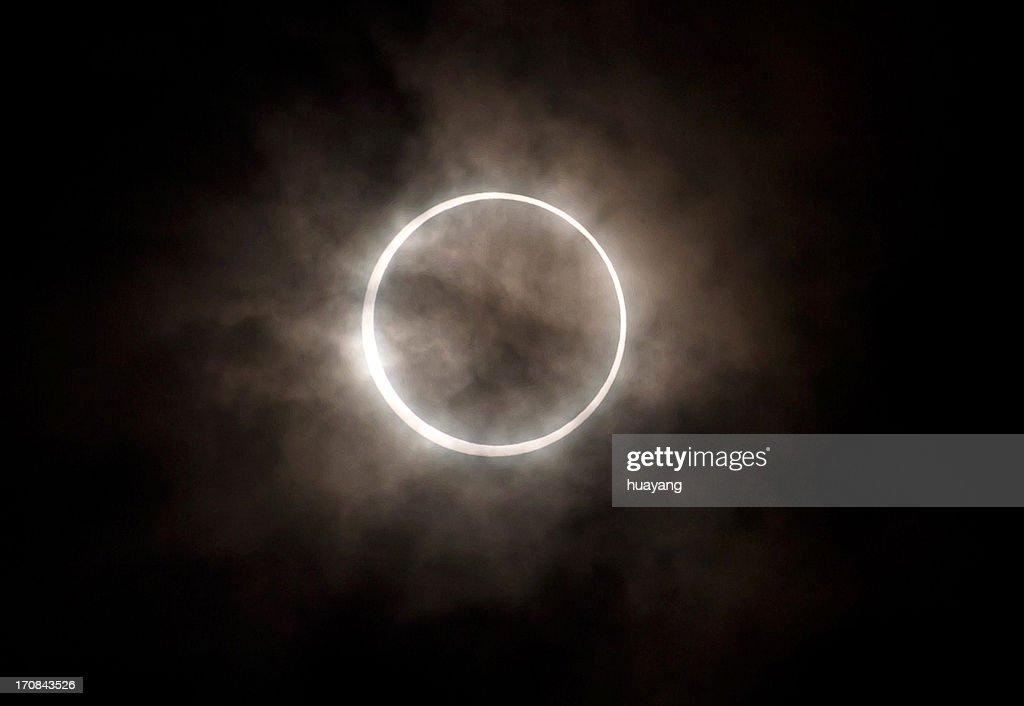 circle eclipse