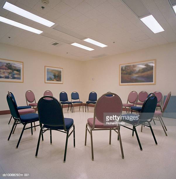 Circle of chairs