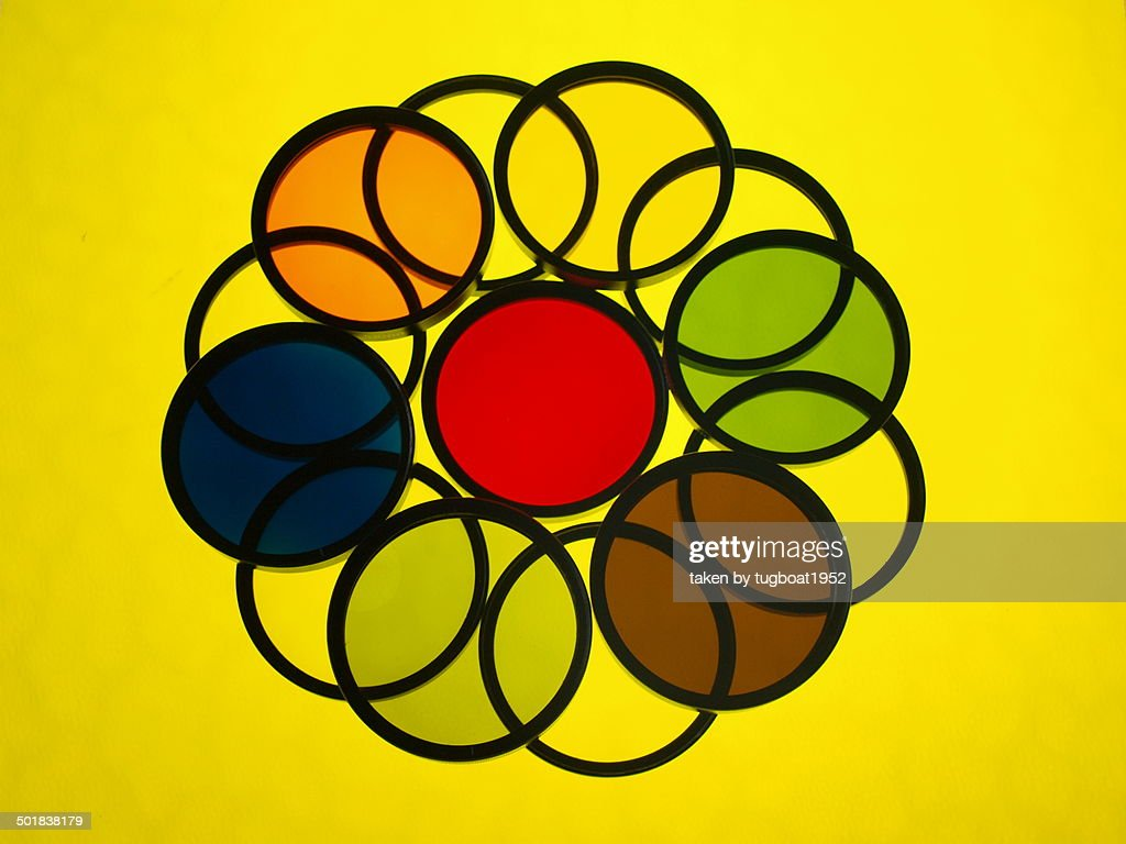 Circles,colors in creative pattern'Jan11BlankSlate
