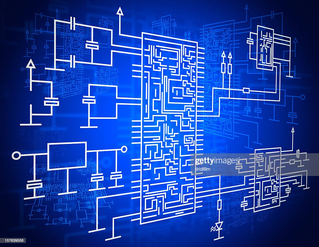 Circuit Board : Stock Photo